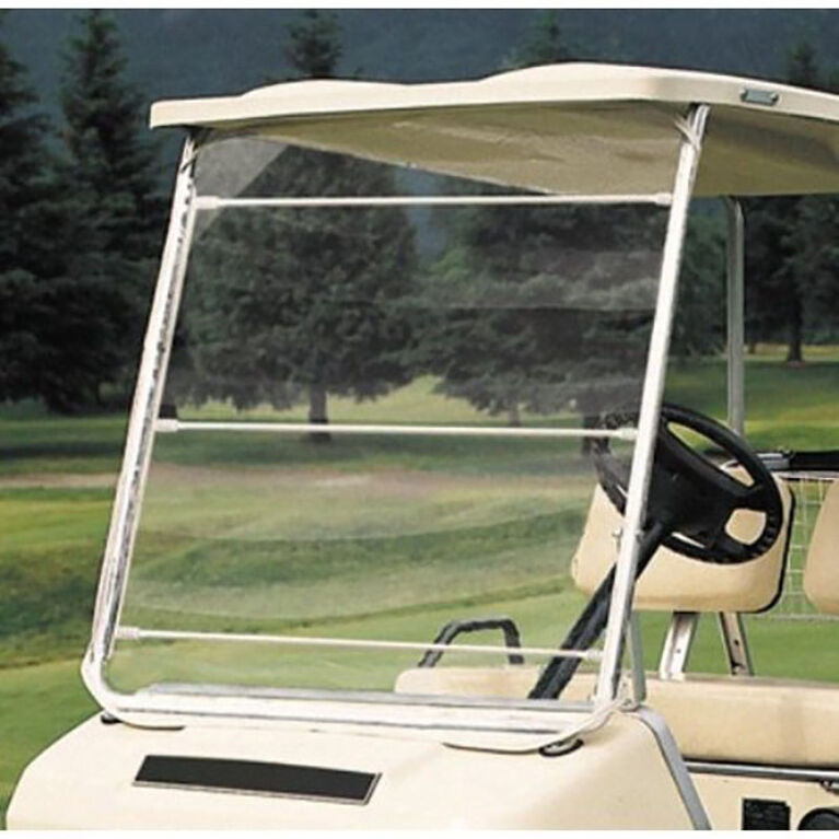 Clic Cart Accessories - New Style Roll Up Windshield Golf Cart Covers Pga Store on nba golf store, callaway golf store, wilson golf store, mizuno golf store, tour golf store, college golf store, usga golf store, ppg golf store, nike golf store,