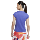 Alternate View 3 of Dri-FIT Women's Short-Sleeve Tennis Top