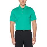 Airflux Solid Mesh Short Sleeve Golf Polo Shirt