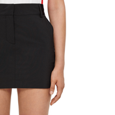 Alternate View 5 of Black and Blue Collection: Gabriela Solid Skort