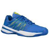 K-Swiss Ultrashot Men's Tennis Shoe - Blue/White