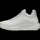 Alternate View 1 of Defiant Generation Multicourt Women's Tennis Shoe - White/Silver