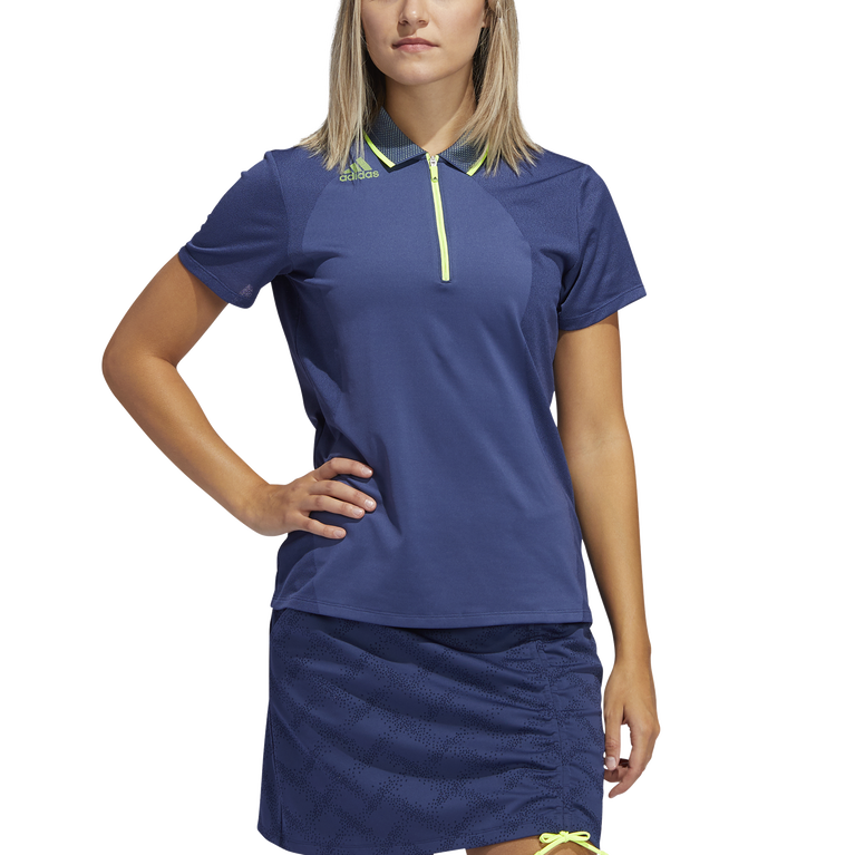 Short Sleeve AeroReady Engineered Polo Shirt