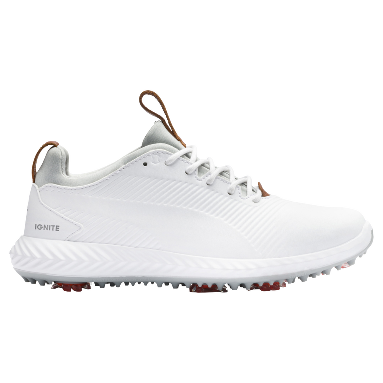 IGNITE PWRADAPT Junior Golf Shoe - White