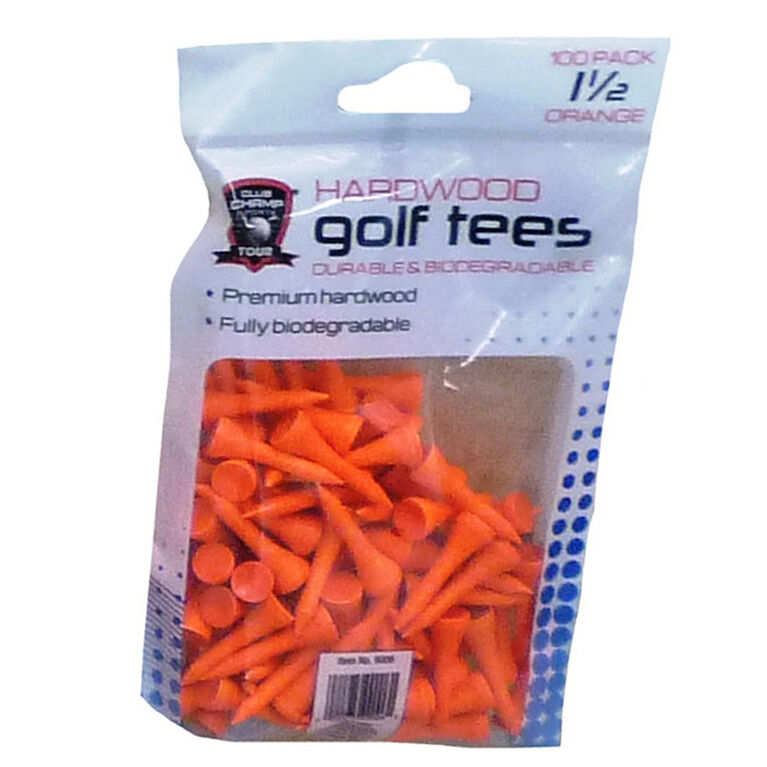 """Precision Golf Tees - 1 1/2""""  / 100 Pack"""