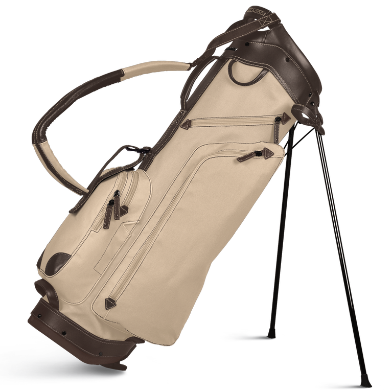 Sun Mountain Canvas/Leather Stand Bag
