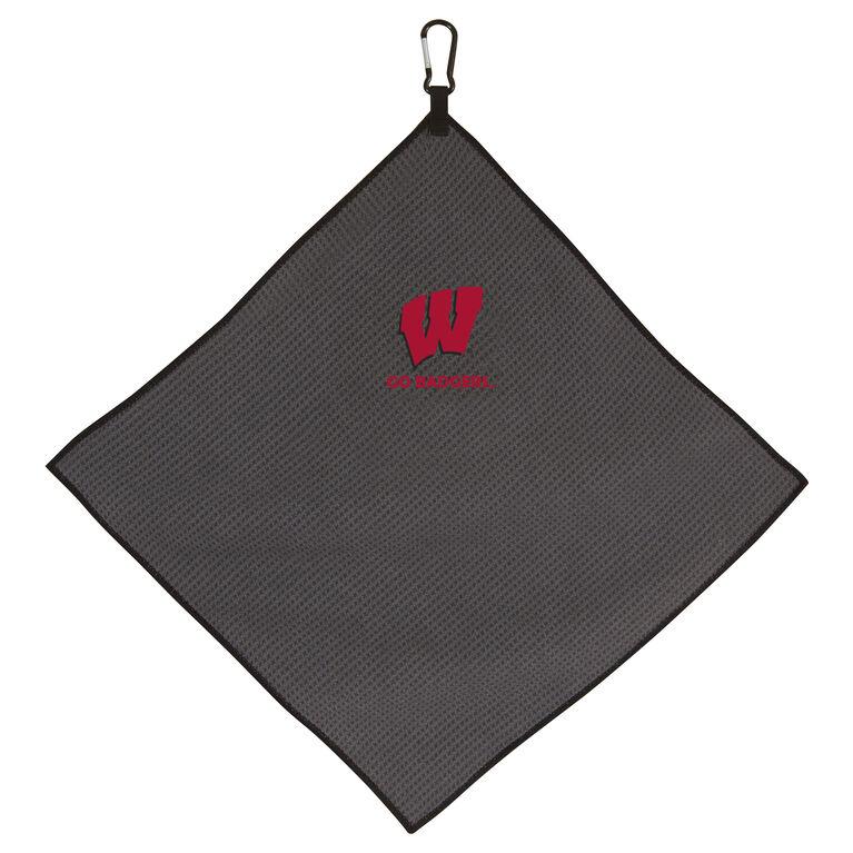 Team Effort Wisconsin 15x15 Towel