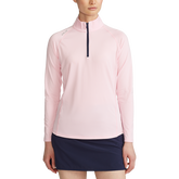 Alternate View 3 of Performance Golf  Airflow Quarter-Zip Pull Over