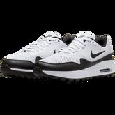Alternate View 4 of Air Max 1 G Women's Golf Shoe - White/Black