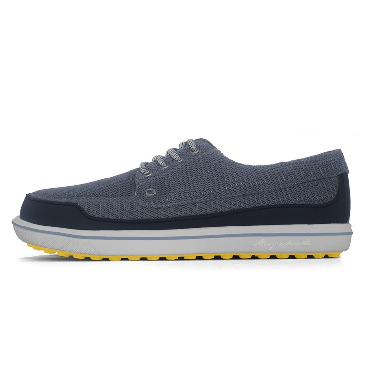 Margaritaville GIMMIE Men's Golf Shoe - Navy/Yellow