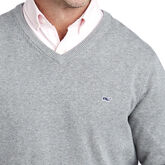 Alternate View 2 of Vineyard Vines Saltwater V-Neck Sweater
