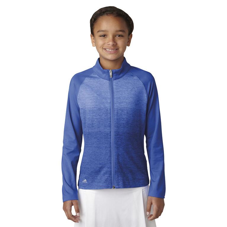 adidas Girls' Rangewear Full Zip Jacket