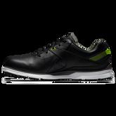 Alternate View 1 of PRO|SL Men's Golf Shoe - Black/Lime