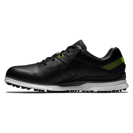 PRO|SL Men's Golf Shoe - Black/Lime