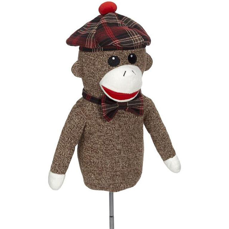 Sock Monkey Headcover
