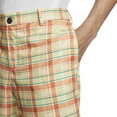 Alternate View 5 of Flex Men's Plaid Golf Shorts