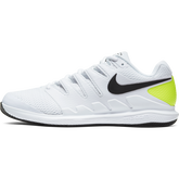 Alternate View 1 of Air Zoom Vapor X Men's Tennis Shoes - White/Yellow