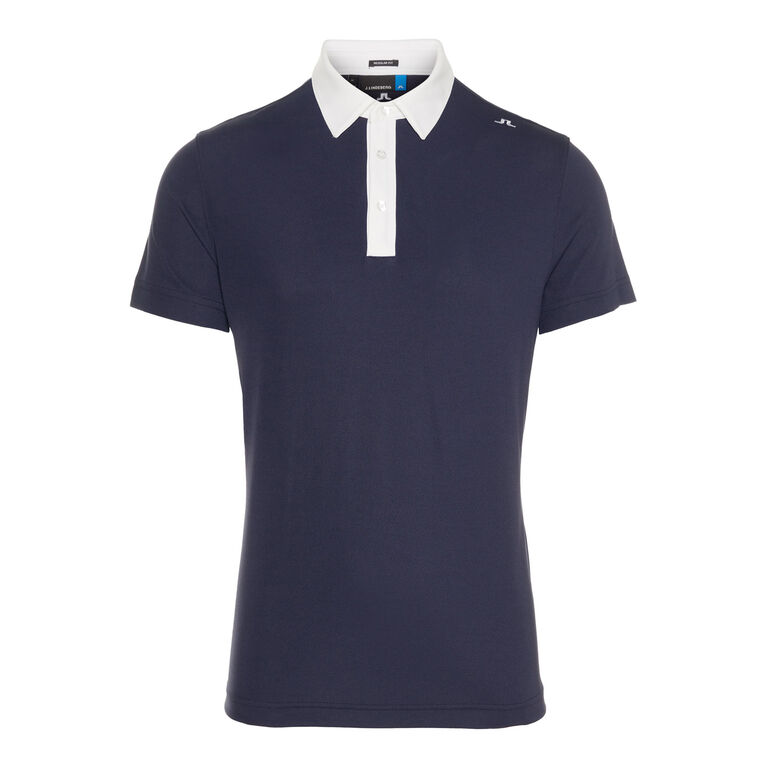 J. Lindeberg Henry Lux Pique Polo
