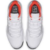 Air Zoom Vapor X Men's Tennis Shoe - White/Black/Red