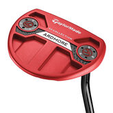 TaylorMade TP Ardmore Red/White Putter w/ SuperStroke Grip