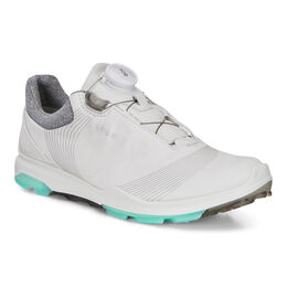 BIOM Hybrid 3 BOA Women's Golf Shoe - White/Green