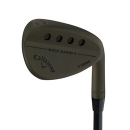 Callaway MD4 Tactical S-Grind Wedge