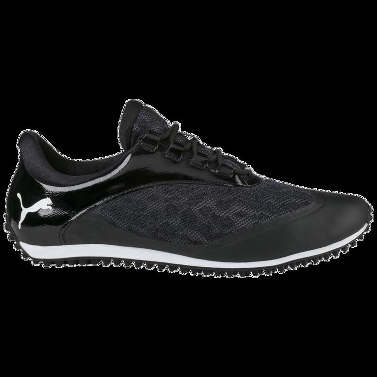 PUMA SummerCat Sport Women's Golf Shoe - Black/White