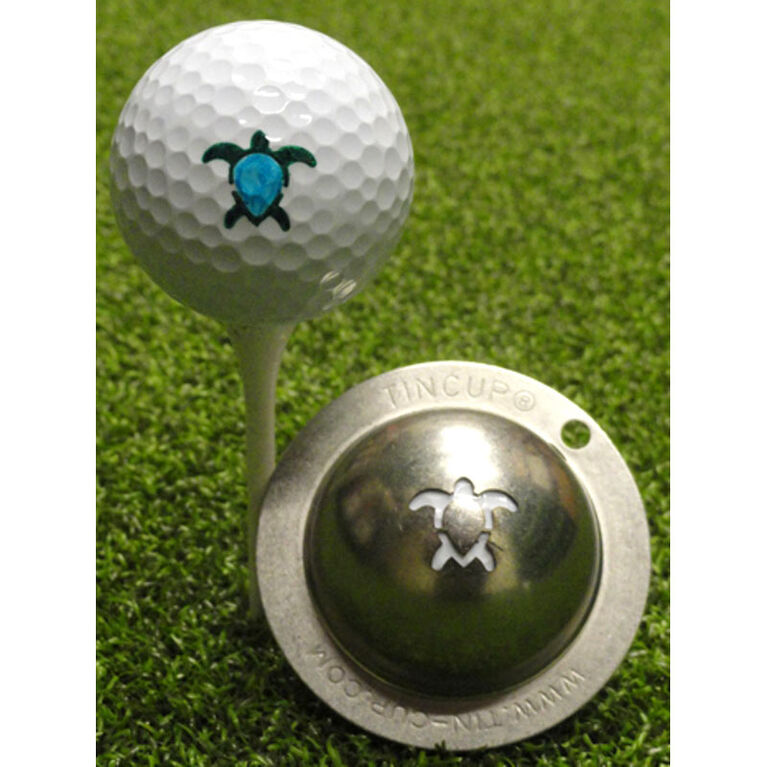 Tin Cup - Honu Turtle
