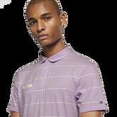 Alternate View 3 of Dri-Fit Player Pocket Striped Golf Polo