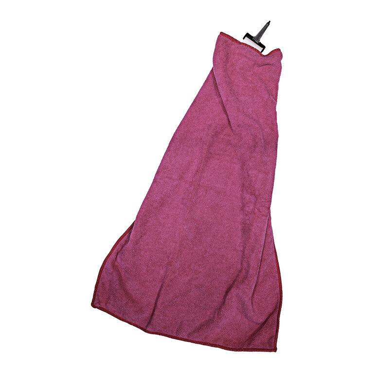 Pink Microfiber Towel