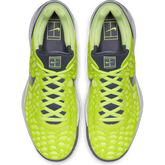Alternate View 6 of Zoom Cage 3 Hard Court Men's Tennis Shoe - Yellow
