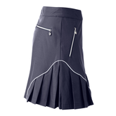Alternate View 1 of Coastal Collection: Cathryn Side Pleat Skort