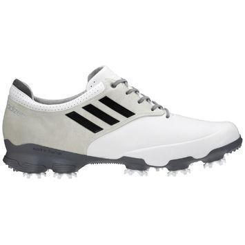 adidas adiZero Tour Men's Golf Shoe - White/Black