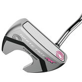 Odyssey Women's White Hot RX V-Line Fang Putter w/ SuperStroke Grip