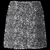 Alternate View 1 of Kiara Sense Black Zebra Skort