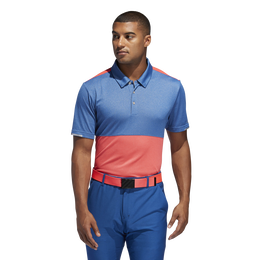 Climachill Heathered Competition Polo Shirt