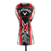 X Hot Driver Headcover Front
