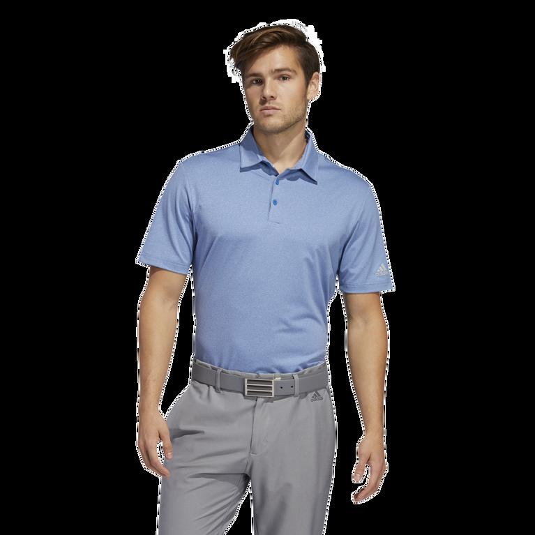 Ultimate365 2.0 Novelty Heather Polo Shirt