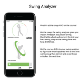 Mobitee & PIQ Wearable Golf Sports Tracker