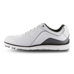 Pro/SL Men's Golf Shoe - White/Silver