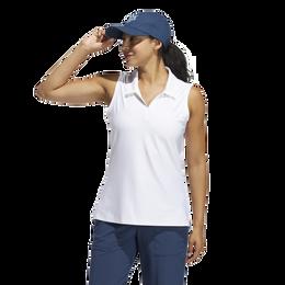 Go-To Primegreen Sleeveless Polo Shirt