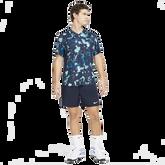 Alternate View 2 of Dri-FIT Victory Print Short Sleeve Tennis Tee Shirt