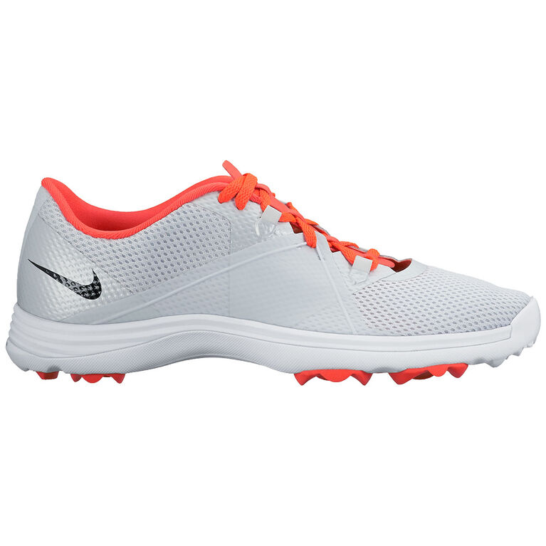 Nike Lunar Summer Lite 2 Women's Golf Shoe - Grey/Red