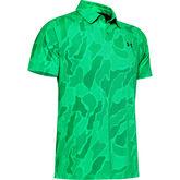Alternate View 4 of Vanish Jacquard Men's Golf Polo Shirt