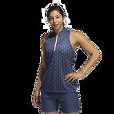 Alternate View 1 of Primegreen HEAT.RDY Racerback Sleeveless Polo Shirt