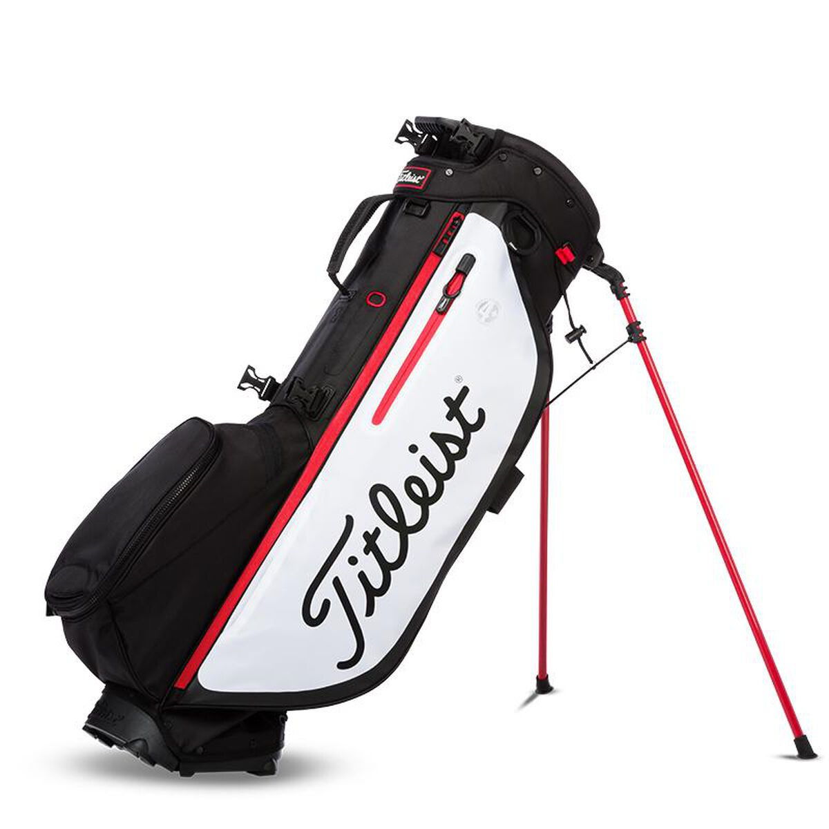 292a3579ca Titleist Players 4 Plus Stand Bag   PGA TOUR Superstore