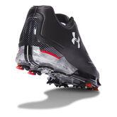 Under Armour Tour Tips BOA Men's Golf Shoe - Black