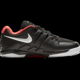 Vapor X Jr Tennis Shoe - Black/Red