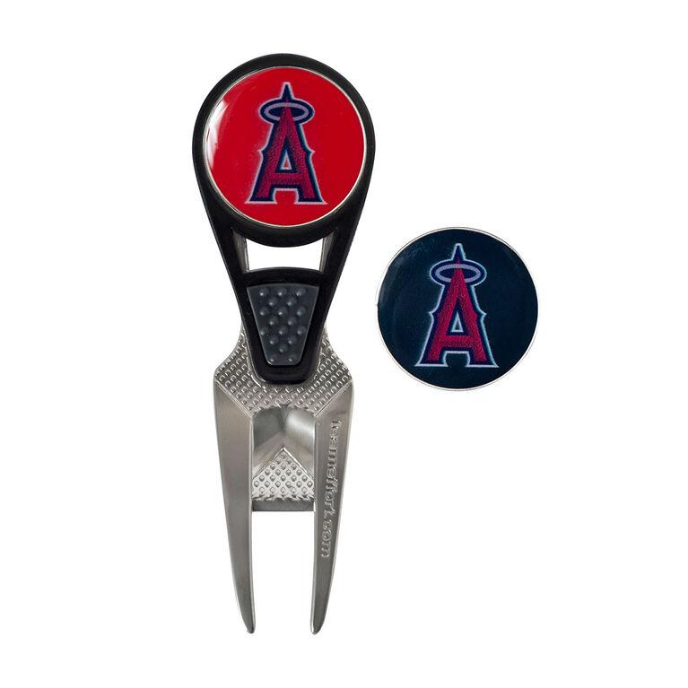Team Effort Los Angeles Angels CVX Ball Mark Repair Tool
