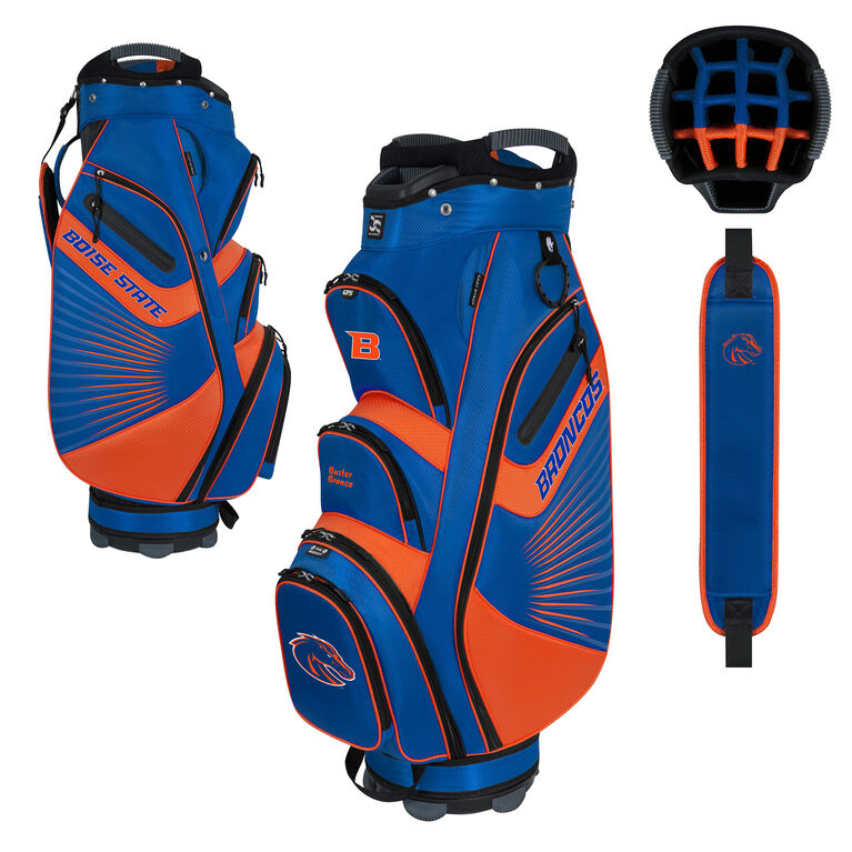 Team Effort Boise State Bucket II Cart Bag